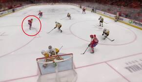 'TOPSHELF!': Lars Eller bringer Capitals foran mod Penguins