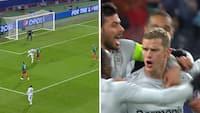 Kanonmål: Bender banker Bayer Leverkusen på 2-0 i Moskva - se det her