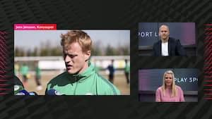 Jens Jønsson fortæller om situationen i Tyrkiet - Fra fodbold med fans til totalt udgangsforbud: 'Det er ensomt'