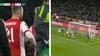 Chambers laver en Bendtner - scorer efter 22 sekunder på banen