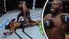 Uhyggelig knockout: Sværvægter ligger pludselig bevidstløs på gulvet