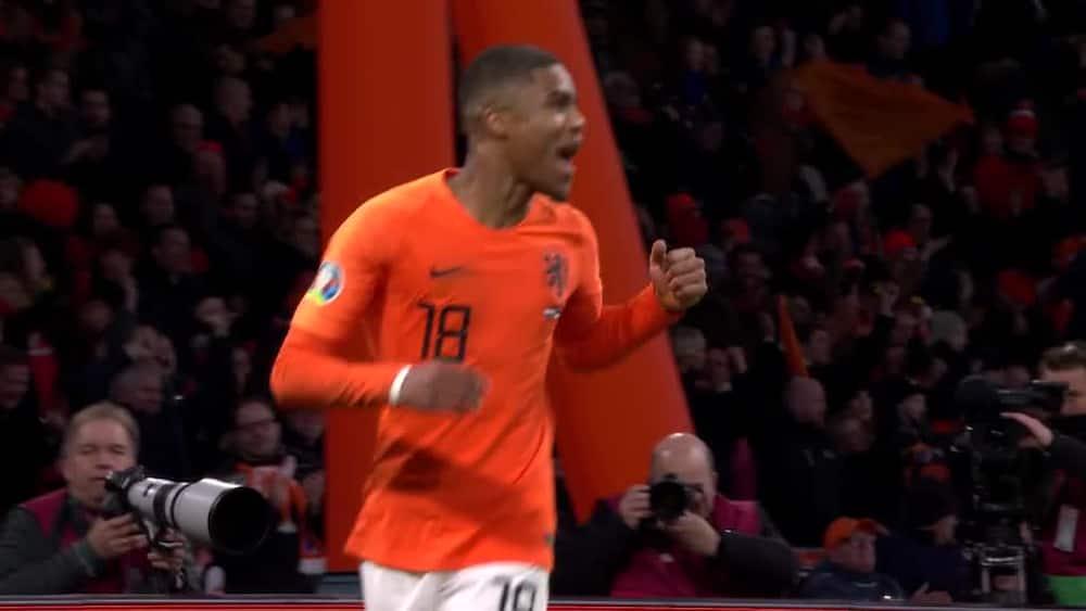 Masser af flotte kasser: Se alle Hollands mål fra EM-kvalifikationen