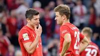 Bayern taber point i ligapremieren - se alle 4 mål her