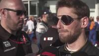 Grosjean efter Japans GP: 'Kevin var foran mig efter Sving 1 – Det var svært'