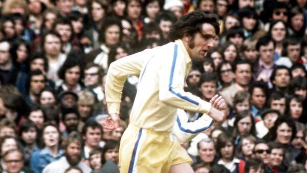 Coronasmittet Leeds-legende er gået bort