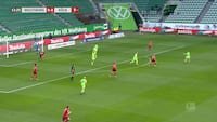 Brekalo sikrer Wolfsburg-sejr over Köln - Se højdepunkterne her