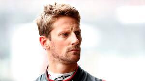 F1-medie afkræfter Grosjean-rygte: Kører i Hockenheim