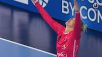 Sandra Toft tæmmer gamle Esbjerg-venner i CL