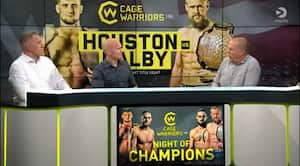 Rasende Christian Colombo efter Dalbys MMA-kamp: Det er helt håbløst!