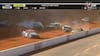 'Holy crap that was close' - racerkører undgår mirakuløst et stort crash i Nascar Food City Dirt Race