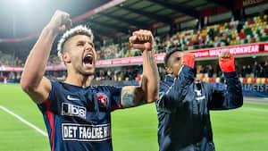 Højdepunkter: Marcondes åbner FCM-kontoen i 2-1-sejr over Silkeborg - se det her