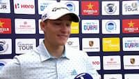 Dansk golfkomet får stærk åbning i England - hør interviewet her