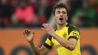 Dortmund taber skæbnekamp om CL til Frankfurt - se målene her