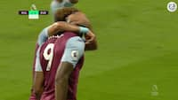 Aston Villa på vej til at bryde vild rekord - bringer sig foran mod Everton