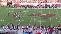 Buccaneers - Cardinals highlights uge 10