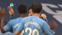 Manchester City kørte Newcastle midtover - se alle målene her