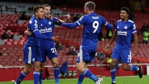 TOP-4: Indskiftet Vardy sørger for Leicester-sejr over Arsenal