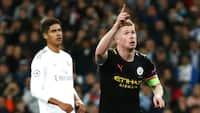 'Jeg vil godt lægge hånden på kogepladen og sige, at Man City vinder Champions League'