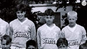 Nikkede holdkammerat en skalle og fik forældrene på nakken: Kom tæt på Zlatans kaotiske opvækst