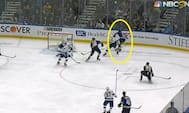 'In the sweet spot, BAM!' - se Blues' vidunderlige no look-assist fra i nat
