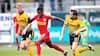 FCN sender lynhurtig ghaneser til Tyskland - se ham score i FCN-trøjen