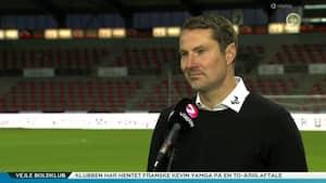 Priske om Slavia Prag: Vi skal være kyniske og score på vores chancer