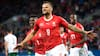 Schweiz slår Irland og åbner Danmarks EM-gruppe
