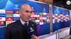 Zidane: Jeg har en meget dårlig fornemmelse - resultatet er ikke fair