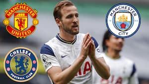 Dårligt nyt for Tottenham: Harry Kane vil væk - flere PL-klubber har taget kontakt