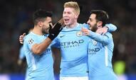 Man City tromler hen over Basel - se alle målene fra den engelske storsejr