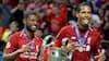 Se det her: Hollandske Liverpool-stjerner modtaget som helte af landsholdskolleger