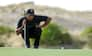 Tiger Woods leverer ujævnt spil i sit comeback