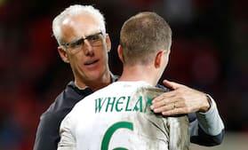Irsk landstræner: 'Jeg siger ikke nej til finale mod Danmark'