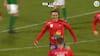 Helt lige i Viborg - Nicolaj Agger header den flot i mål