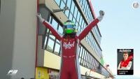 SÅDAN! Vesti vinder for anden weekend i træk - se triumfen på Mugello her