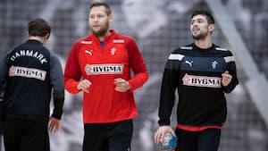 Nikolaj Jacobsen ser bort fra VM-guldvinder i EM-trup