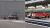 Dårlig afslutning for Ferrari: Vettel spinner rundt, og Leclerc crasher i årets sidste test