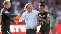 Bo Henriksen får sin første sejr for FC Midtjylland ude mod AaB - se highlights her