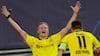 Brandvarme Haaland bomber dobbelt i Dortmund-sejr: Se ALLE målene her