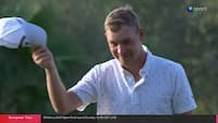 Ny drømmerunde fra Winther: Fører med to slag inden finalerunde på Mallorca