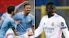 Sen Real-sejr og City-dominans: Se alle onsdagens Champions League-mål her