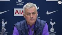 Mourinho på pressemøde: 'Sådan bliver Tottenhams spillestil under mig'