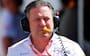 Skal Alonso tilbage til McLaren? Her kommer Zak Brown med klart svar