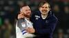 Wayne Rooney debuterer med assist og sejr for Derby - se målene her