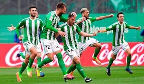 Durmisi tordner for Betis - se den vigtige scoring mod Malaga