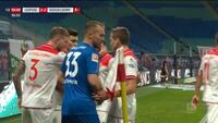 Leipzig smed 2-0 føring væk: Zanka med afgørende assist i overtiden