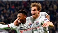 Mænger sig med stjernerne: Dansk Lyon-målhelt på ugens hold i CL