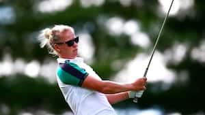 Broch Larsen deler føringen inden LPGA-finale - historisk dansk resultat på vej?