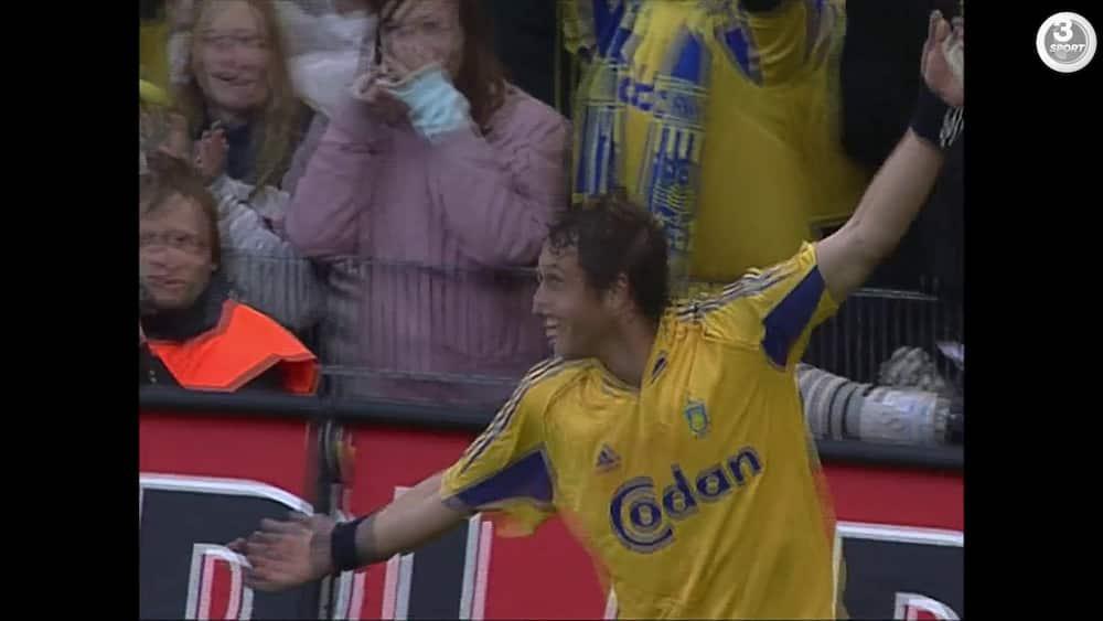 Brøndby IF Legends vs Superliga Allstars - Se kampen på mandag kl. 17.30 på TV3+ og Viaplay