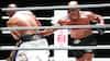 Se afslutningen: Bokselegender delte håndmadder ud i uafgjort fight